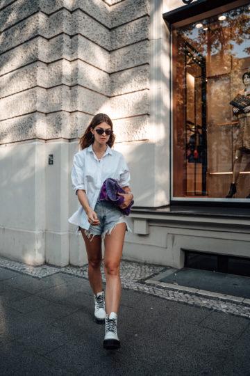 Statement Taschen und die perfekte vintage Chanel Tasche