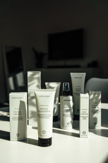 Löwengrip Daily Facial Care Serie