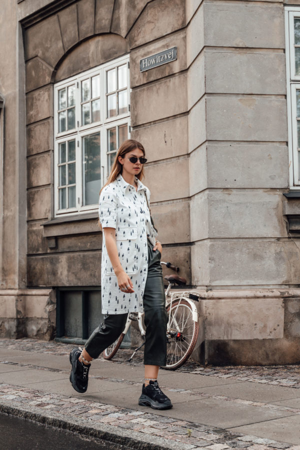 Kopenhagen Fashion Week Streetstyle