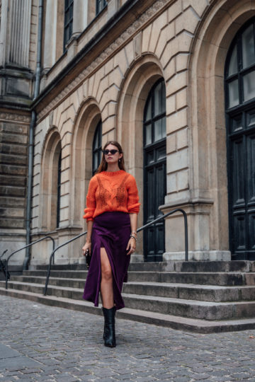 how to style a Colour Blocking Outfit