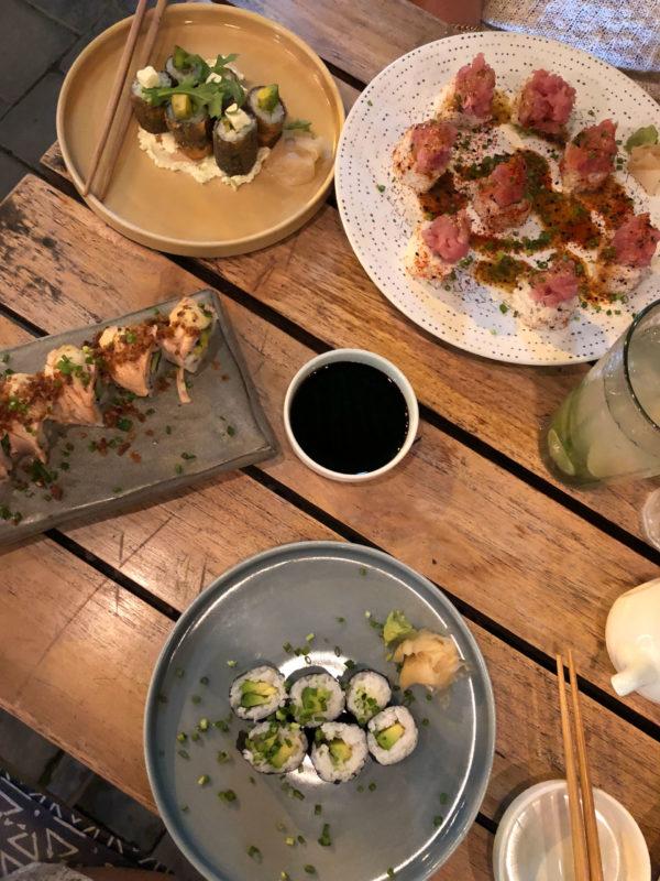 Koi: Sushi