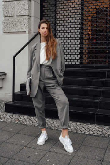 Spring trend 2021: Oversize suits