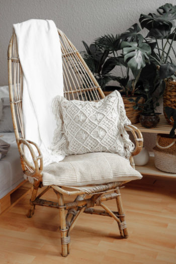 Boho interior style – the new living trend